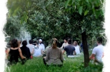 Yoga-all'aperto-Pistoia-