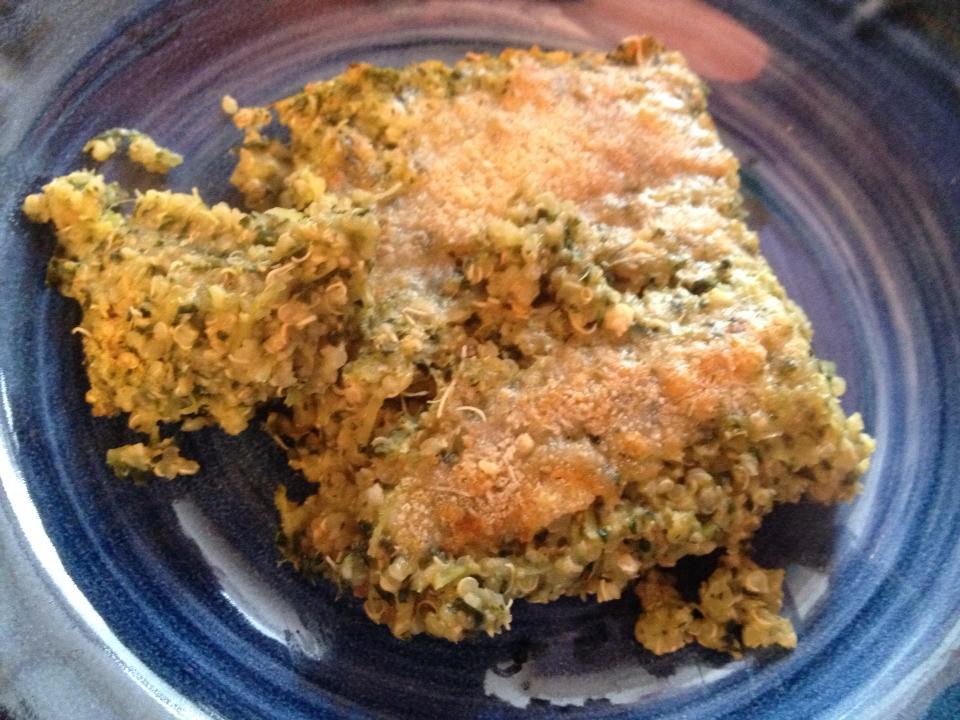 Torta salata di Quinoa