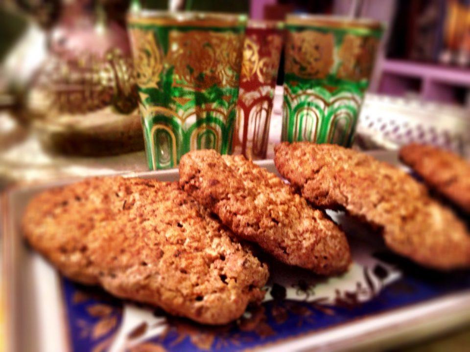 Biscotti alle mandorle (gluten free)